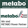 Wir sind METABO Power-Partner